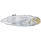 BuyAutoParts 16-80421A9 Headlight Assembly Pair 3