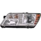 Dodge Journey Headlight Assembly