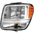 Dodge Nitro Headlight Assembly