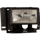 Headlight Assembly 16-00669 AN