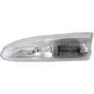 Ford Contour Headlight Assembly