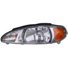 Mercury Tracer Headlight Assembly