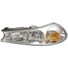 Ford Focus Headlight Assembly