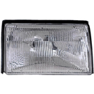 Ford Mustang Headlight Assembly