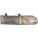 Ford Taurus Headlight Assembly