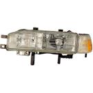 Honda Accord Headlight Assembly