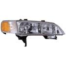 BuyAutoParts 16-80139A9 Headlight Assembly Pair 2