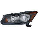 BuyAutoParts 16-00805AN Headlight Assembly 1