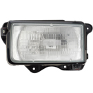 BuyAutoParts 16-00919AN Headlight Assembly 1