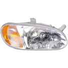 Kia Sephia Headlight Assembly Pair