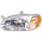Kia Sephia Headlight Assembly