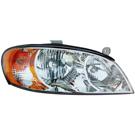 Kia Spectra Headlight Assembly