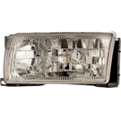 Headlight Assembly Pair 16-80667 A9