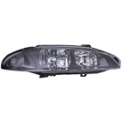 Mitsubishi Headlight Assembly