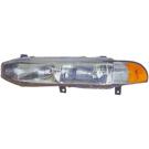 Mitsubishi Galant Headlight Assembly