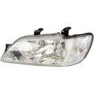 Mitsubishi Lancer Headlight Assembly