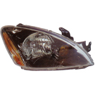 BuyAutoParts 16-80680A9 Headlight Assembly Pair 2