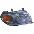 Mitsubishi Montero Headlight Assembly