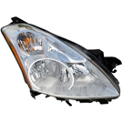 BuyAutoParts 16-80705A9 Headlight Assembly Pair 2
