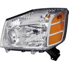 BuyAutoParts 16-01174AN Headlight Assembly 1