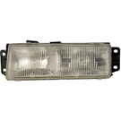 Oldsmobile Cutlass Ciera Headlight Assembly