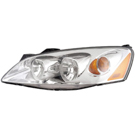 Pontiac G6 Headlight Assembly