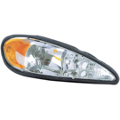 Pontiac Grand AM Headlight Assembly
