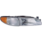 Pontiac Grand Prix Headlight Assembly