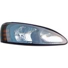 Pontiac Grand Prix Headlight Assembly