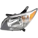 Pontiac Vibe Headlight Assembly