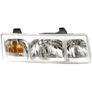 Saturn Vue Headlight Assembly
