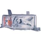 Scion xB Headlight Assembly
