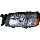 Subaru Forester Headlight Assembly