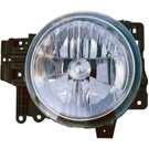 Toyota FJ Cruiser Headlight Assembly
