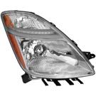 Toyota Prius Headlight Assembly