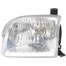 Toyota Sequoia Headlight Assembly