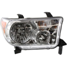 Toyota Sequoia Headlight Assembly