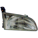 Toyota Sienna Headlight Assembly