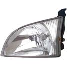 Toyota Sienna Headlight Assembly