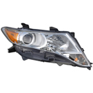 Toyota Venza Headlight Assembly