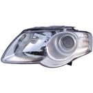 Volkswagen Passat Headlight Assembly