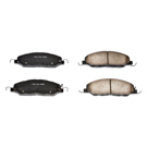 Power Stop 16-1463 Brake Pad Set 1