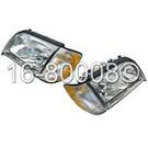 Headlight Assembly Pair - Halogen