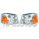 GMC Headlight Assembly Pair