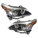 Headlight Assembly Pair - Bi-Xenon with Adaptive Headlights - i and xi Models