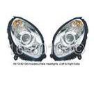 Mercedes_Benz R500 Headlight Assembly Pair