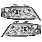 BuyAutoParts 16-80170H2 Headlight Assembly Pair 1