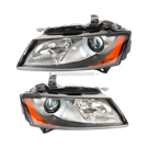 Headlight Assembly 16-01659 VH