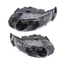 Saab 9-5 Headlight Assembly Pair