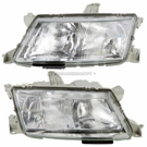 BuyAutoParts 16-80194V2 Headlight Assembly Pair 1